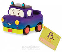 Машинка инерционная серии Забавный автопарк Джип Battat