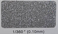 Глиттер серебряный TS 001 1/360''