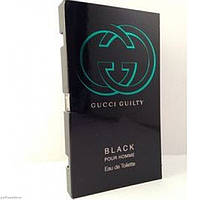 GUCCI GUILTY BLACK POUR HOMME  minispray 2 ml М