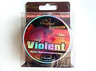 Леска тонущая Toughlon Violent 150 м 0.30