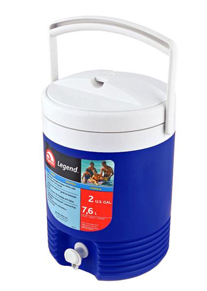 Термос диспенсер для разлива напитков Igloo Sport 2 Gallon на 7,6 л (для кейтеринга, мероприятий и пикника)
