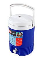 Термос диспенсер для разлива напитков Igloo Sport 2 Gallon на 7,6 л (для кейтеринга, мероприятий и пикника), фото 1