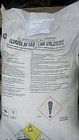 Известь хлорная, хлорне вапно, хлорка, гипохлорит кальция 1 сорт в мешках по 30 кг