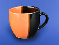 """Чашка """"Одеса"""" 2-цветная 0,210л"""
