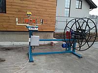 Перемоточный станок - для размотки кабеля,провода,веревки - дешевле нет !