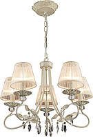 Люстра Классика  c Абажурами  Altalusse INL-1100Р-05 Ivory Gold