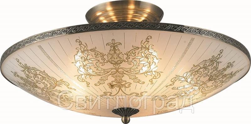 Люстра с Плафонами   Светильник Потолочный Altalusse INL-9258С-05 Antique