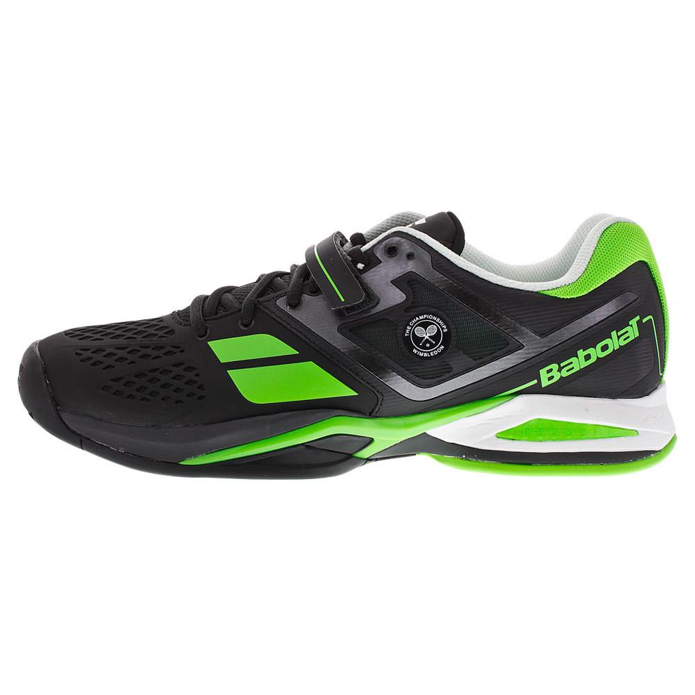 d62fd809 Кроссовки теннисные мужские BABOLAT Propulse BPM AC wim black/green  (30S1576/166)