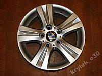 """Диск литой 16"""" BMW 1 E81 F21 оригинал"""