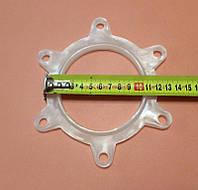 Уплотнитель резиново-силиконовый для бойлеров Gorenje - прокладка под 6-болтовый фланец Ø165мм под сухие тэны, фото 1