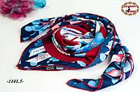 Брендовый шёлковый платок DIOR (реплика)