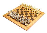 """Шахматы """"Оливковый совет"""""""