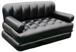 Надувной диван трансформер 5в1 Bestway 75056 Black