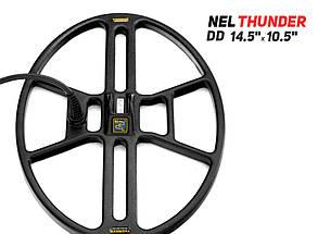 "Thunder 14,5"" х 10,5""Катушки для мд MINELAB x-TERRA ALL. 2 частоты ( 3 кГц, 7,5 кГц )"