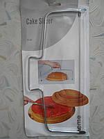 Струна для нарезания торта (волнистая)
