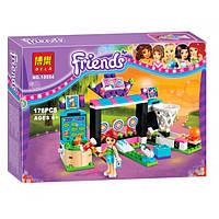 """Конструктор Bela Friends 10554 аналог Lego """"Парк развлечений: игровые автоматы"""" 176дет."""
