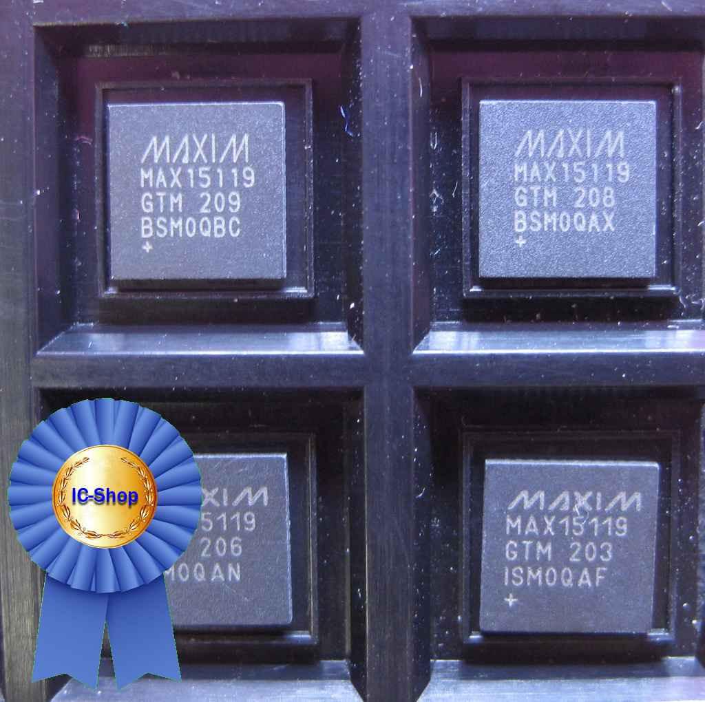 Микросхема MAX15119  - В НАЛИЧИИ!