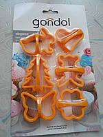 """Формы для печенья """"GONDOL"""""""