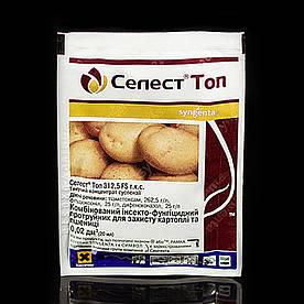 Селест Топ  20 мл, протравитель для защиты картошки и пшеницы