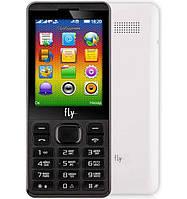 Мобильный телефон FLY FF281 Dual Sim white