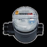 Квартирний одноструменевий лічильник води ResidiaJet-C з корпусом з композитного матеріалу, фото 1