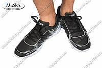 Мужские кроссовки черные (Код: А628-1)