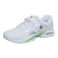 Кроссовки теннисные мужские Babolat Propulse BPM AC wim white/green (30S1576/150)