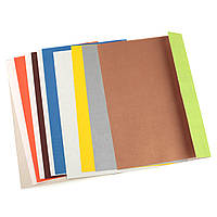 Набор цветной бумаги 16л. 8 цветов Бумвест