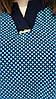 Женская легкая блуза бирюзового цвета, фото 2
