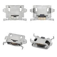 Коннектор зарядки для Sony ST23i Xperia Miro, оригинал