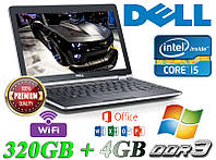 "Мощный ноутбук DELL Latiude E6230 12.5"" i5 3320M 4GB RAM 320GB, фото 1"