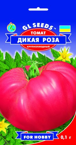 Семена Томат Дикая Роза (0,1г) ТМ GL SEEDS For Hobby