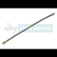 Шланг для газа  12 мм 1/2 600 мм  в-в нержавеющая сталь SANDI-FLEX