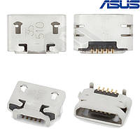 Коннектор зарядки для Asus FonePad 7 FE170CG, оригинал