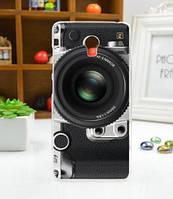 Силиконовый чехол с принтом для Lenovo Vibe P1 Фотоаппарат