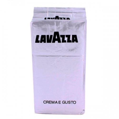 Кофе молотый Lavazza Crema e Gusto 250 грамм эконом упаковка