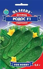 Семена Огурец Родос F1 0,4г For Hobby