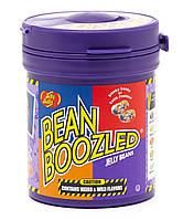 Конфеты бобы Бин Бузлд в банке (диспансере), Bean Boozled Jelly BellyMystery Bean Dispenser