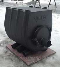 """Булерьян с плитой тип 00 """"Buler"""" отопительно-варочный, фото 2"""