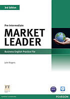 Market Leader (3rd Edition) Pre-Intermediate Practice File + CD-ROM