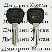 Корпус авто ключа под чип для Хаммер (Hummer) H2