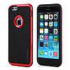 Чехол Motomo slim line для iPhone 7 красный