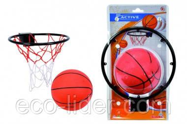 """Игровой набор """"Баскетбольная корзина"""" с мячом, 3+"""