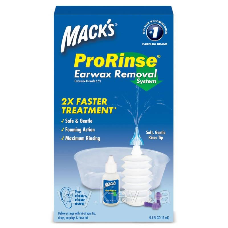 Набор для промывания слуховых проходов Mack's ProRinse