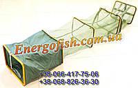 Садок прорезиненный прямоугольный в чехле 250x43x33 см