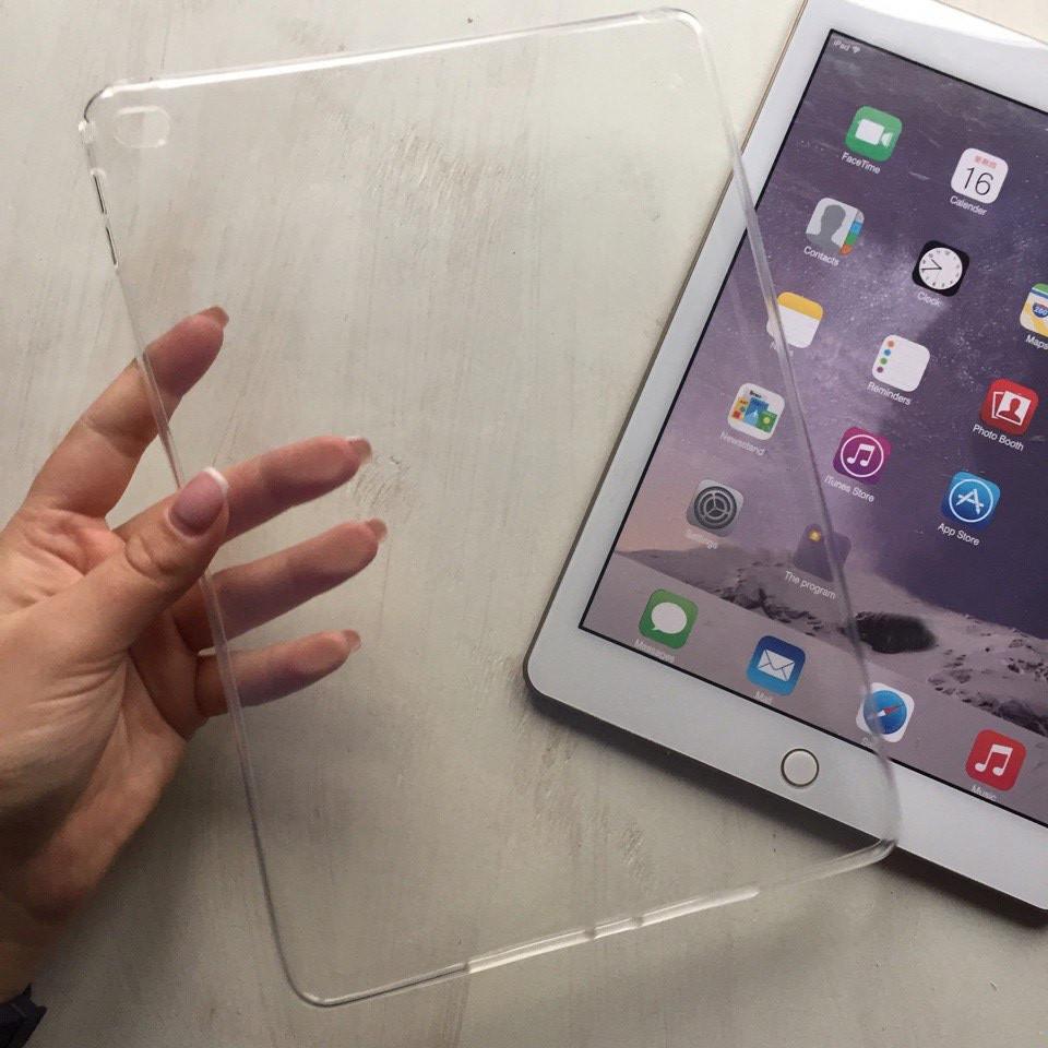 Прозрачная силиконовая накладка  для iPad Air 2