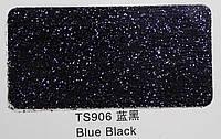 Глиттер черный TS 906 (0,2 мм)
