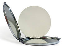 """Зеркальце в форме """"Круг"""" для сублимации"""