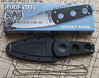 Нож-нашейник тактический Cold Steel SECRET EDGE 93003