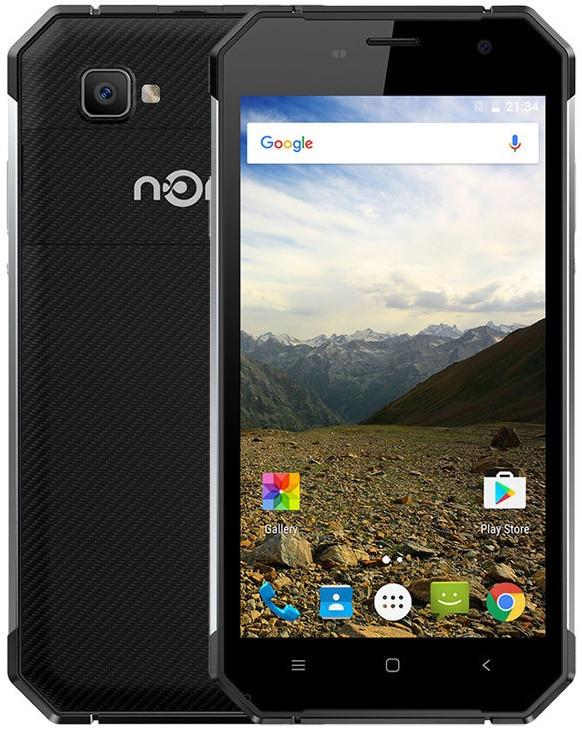Nomu S30 4/64 Gb black-silver IP68